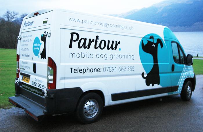 The Parlour Van